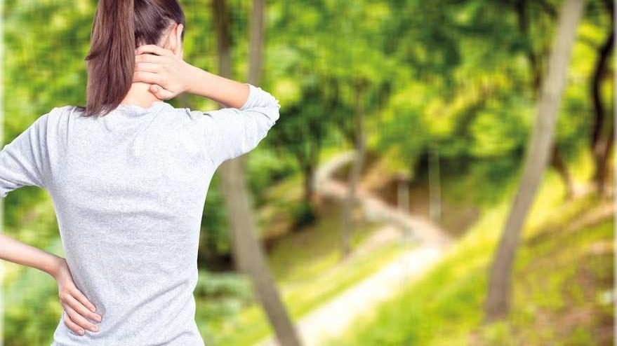 Bel ve boyun ağrılarına karşı mucizevi tedavi