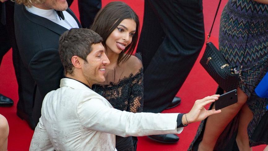 Cannes Film Festivali'nde selfie çekmek yasaklandı