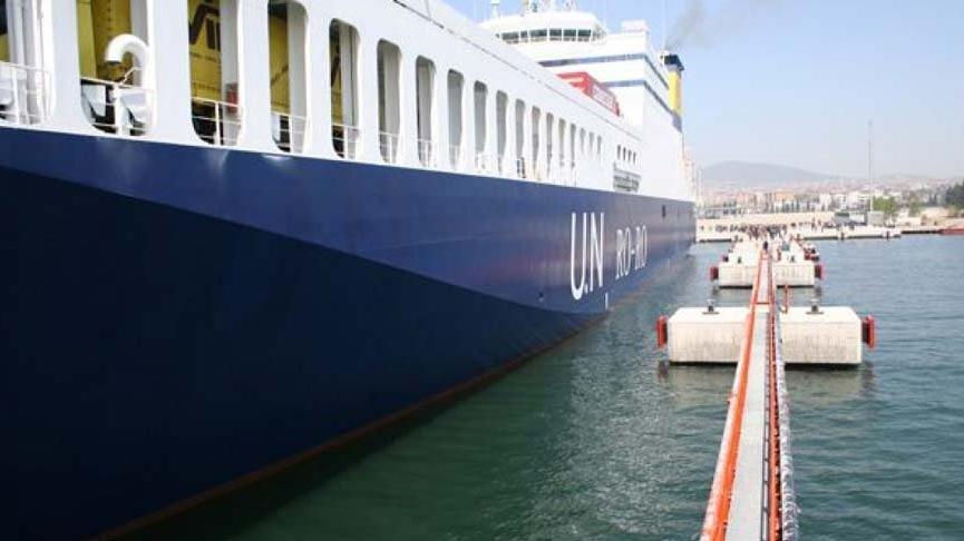 DFDS, UN Ro-Ro'yu satın aldı