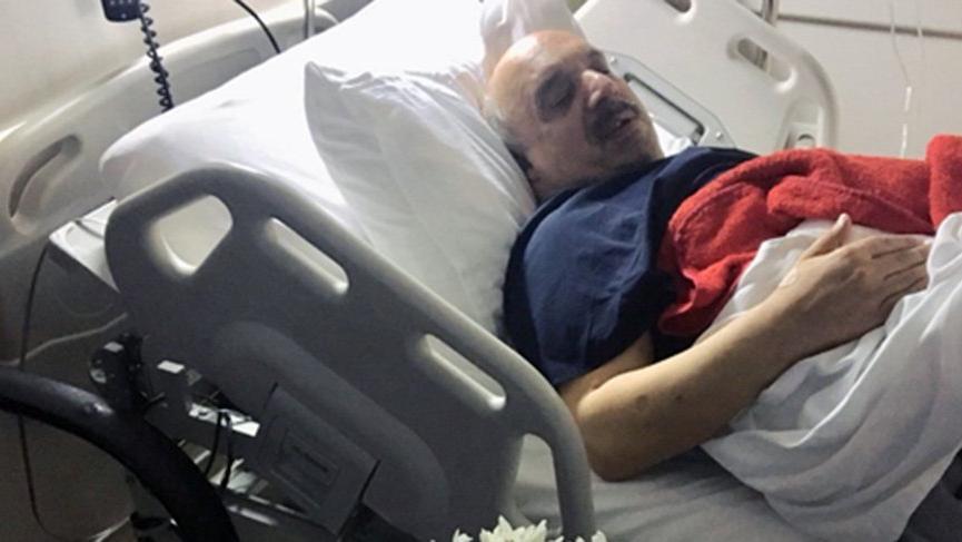 Besteci ve şarkıcı Cengiz Tekin kalp krizi geçirdi!