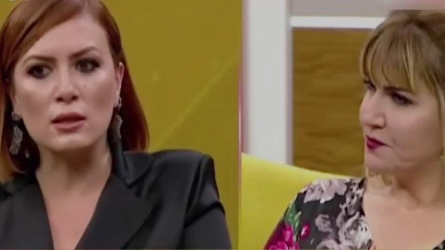 'Televizyon dünyasında cinsel tacize uğradım