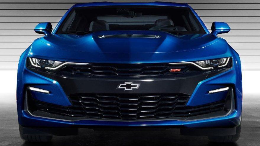 Chevrolet Camaro yenilendi!