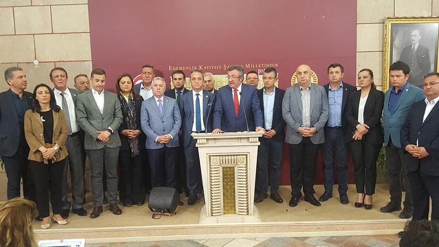 CHP-İYİ Parti anlaştı! 15 CHP'li milletvekili İYİ Parti'ye geçti...