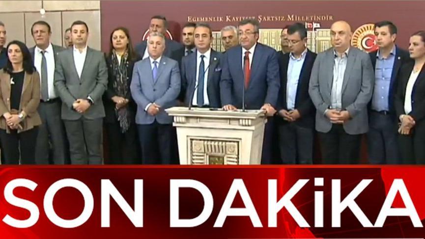 CHP'den İYİ Parti'yle ittifak açıklaması