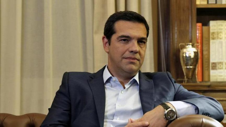Başbakan Yıldırım Çipras'la görüştü!