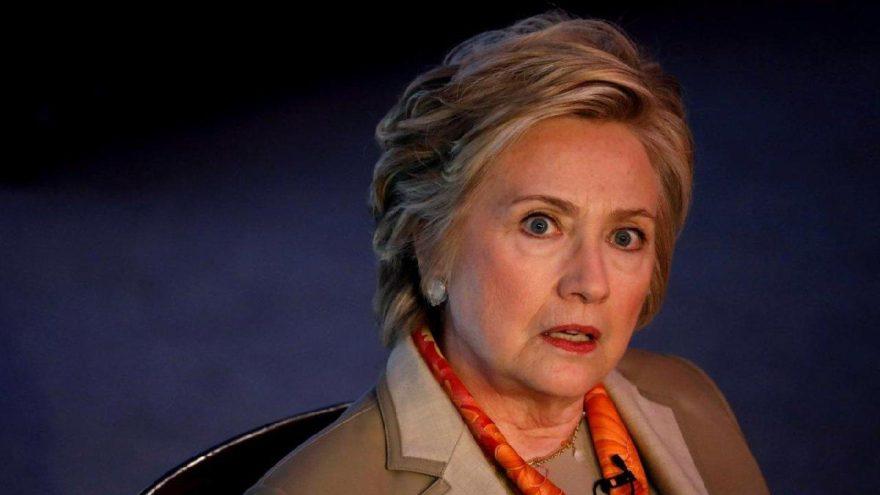 Clinton'a porno film şoku