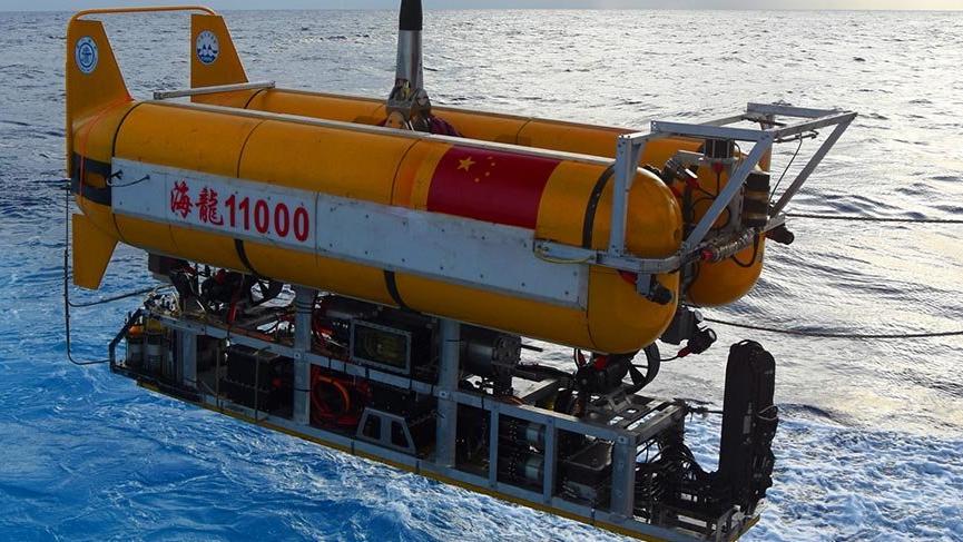 İnsansız denizaltı ilk testi tamamladı