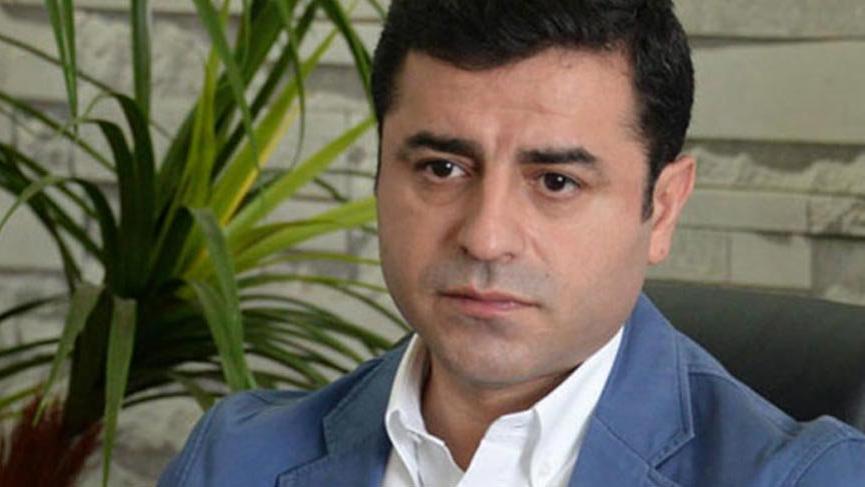 CHP, Demirtaş davasını izliyor