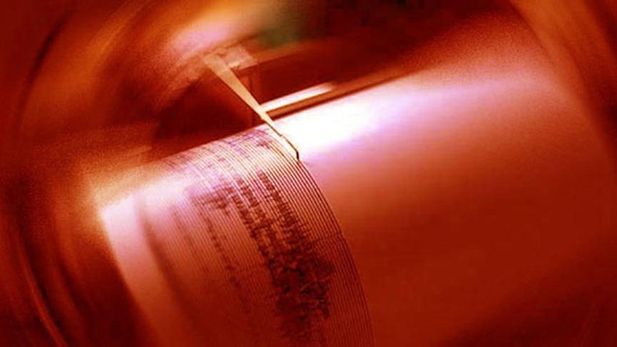 Pasifik'te 6.3 büyüklüğünde deprem