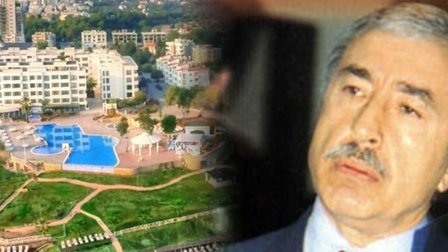 KKTC'de, Ömer Lütfü Topal'ın oteli için satın alma kararı