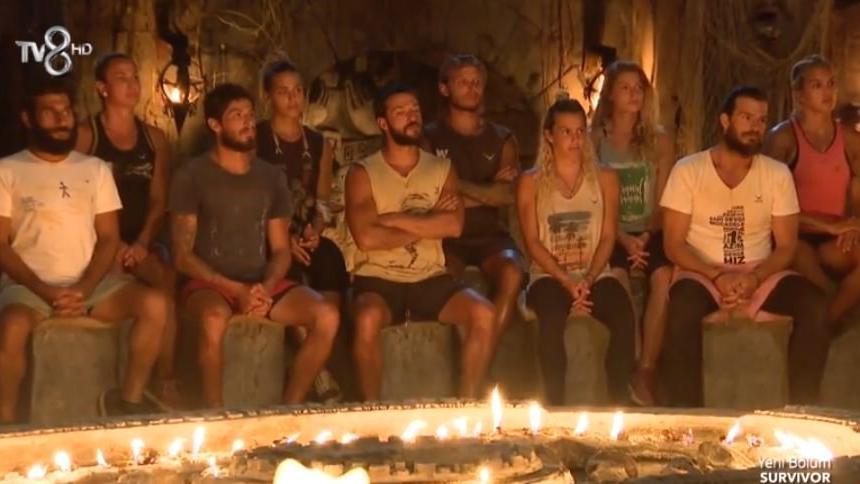 Survivor son bölümde dokunulmazlığı hangi takım kazandı? Kimler eleme potasına girdi?