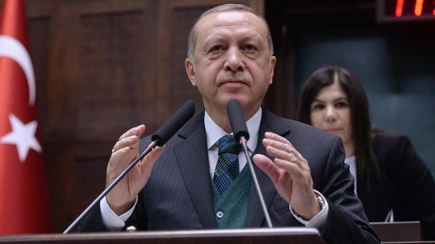 Erdoğan'dan merakla beklenen açıklama...