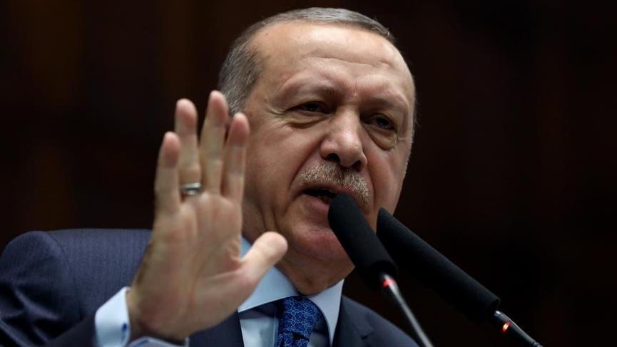 Erdoğan'dan alkış uyarısı