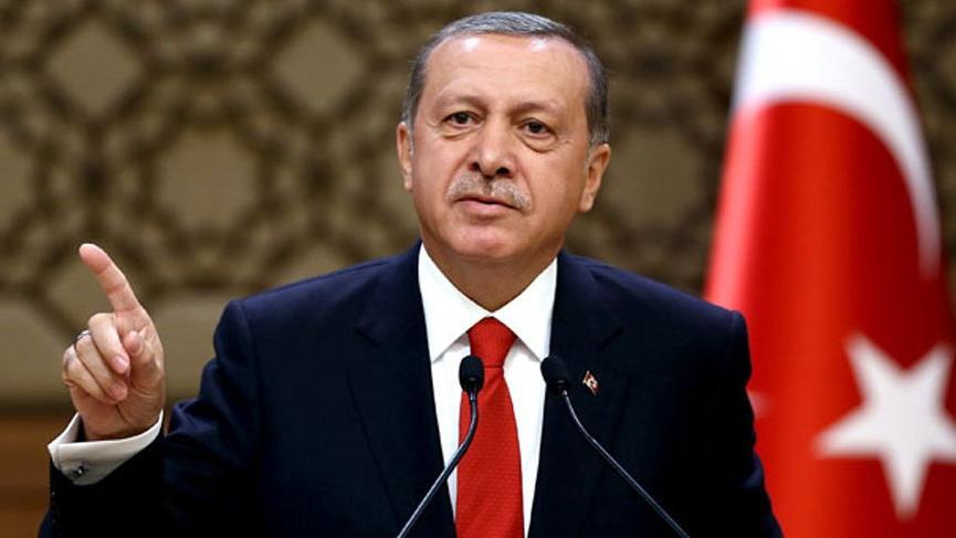 Erdoğan Van'da İdlib ve Münbiç hakkında konuştu