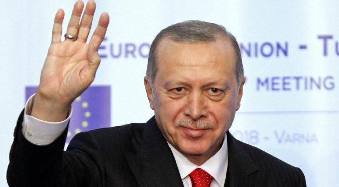 Erdoğan, Özbekistan ve Güney Kore yolcusu