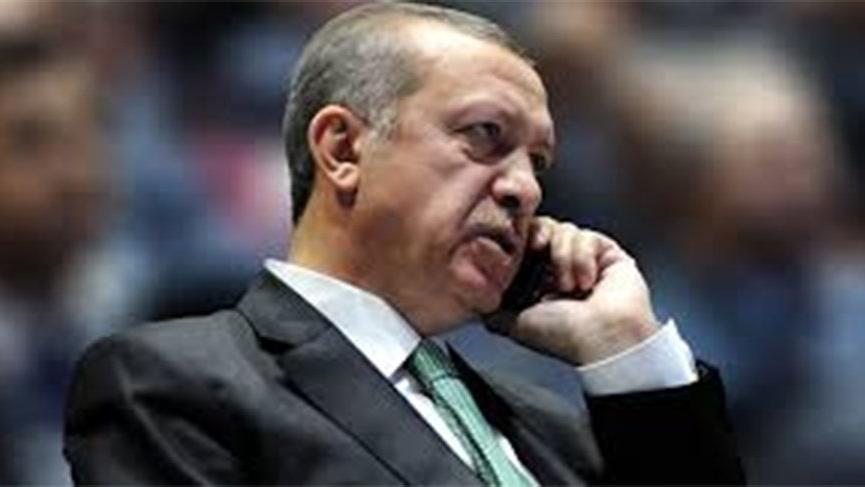 Erdoğan o vatandaşı aradı
