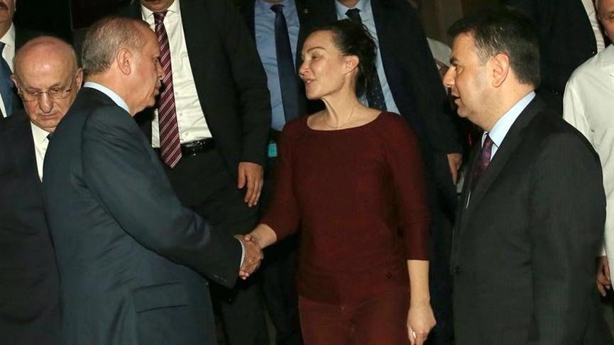 Erdoğan, Deniz Baykal'ı ziyaret etti