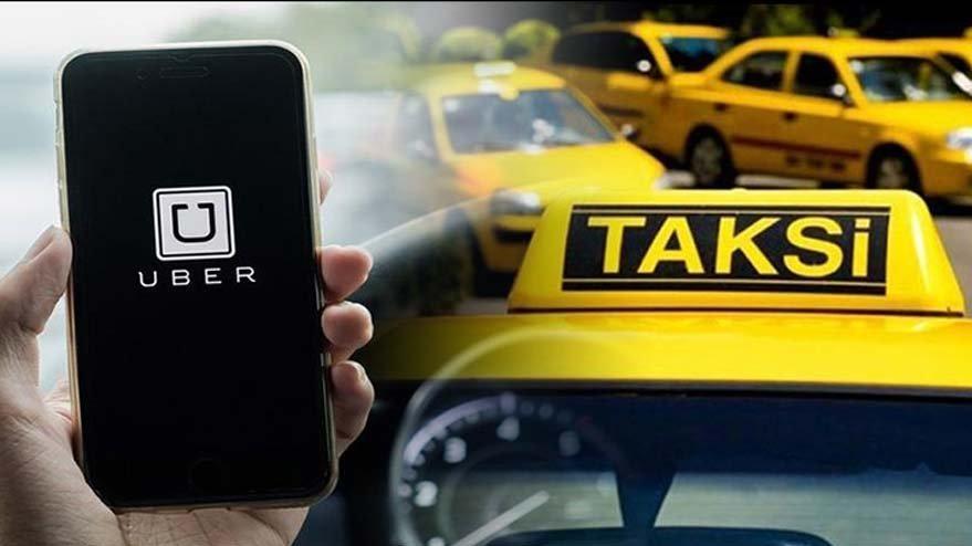 Uber'e karşı bin 500 taksici uygulama geliştirdi