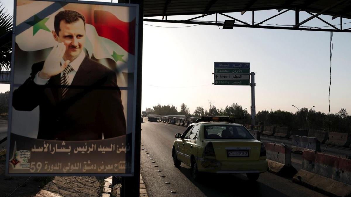 Esad'tan ilk açıklama geldi
