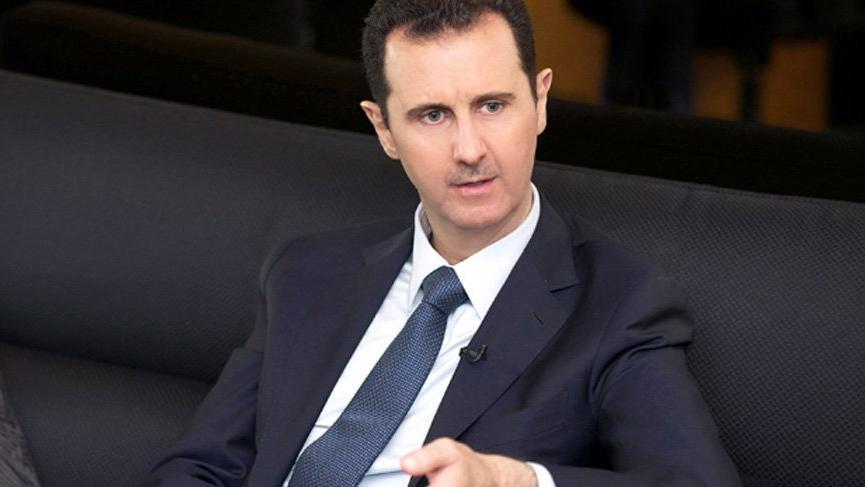 Ruslardan açıklama: Esad'ın morali iyi