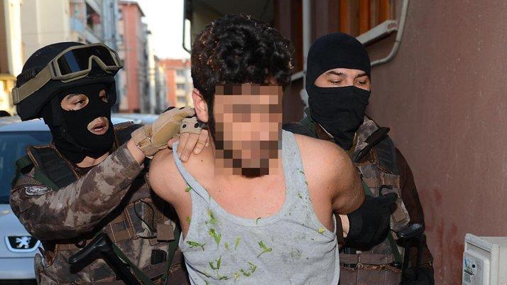 IŞİD'in üst düzey ismi yakalandı