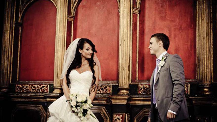 Böyle evlilik geleneği görülmedi