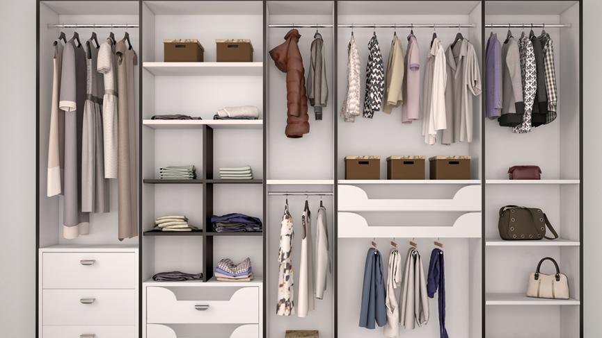Kıyafetlerinizi ve eşyalarınızı kurtaracak 5 ipucu