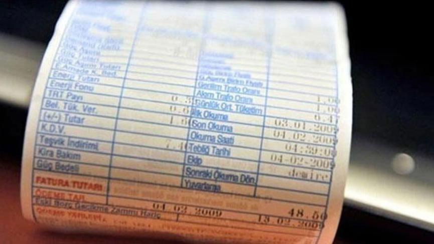 Elektrik faturalarının boyu 2 kat uzadı bedeli 3 kat arttı