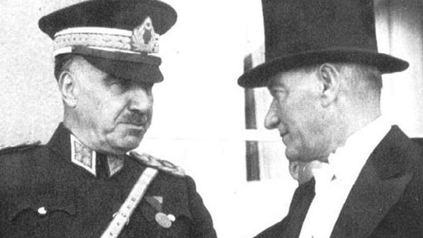 Mareşal Fevzi Çakmak kimdir? İşte ilk Genelkurmay Başkanımız…