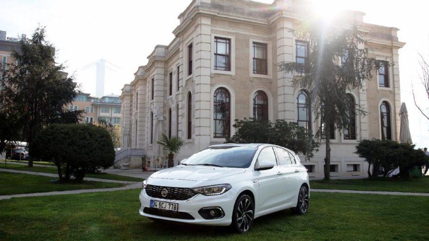 Fiat Egea ailesi yeni özellikleriyle artık daha teknolojik