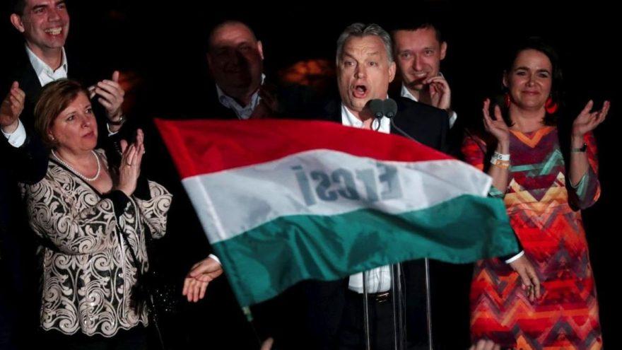 AB'nin dikkatle izlediği seçimlerde zafer Orban'ın