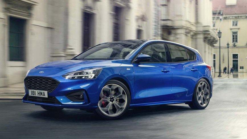 Yeni Ford Focus karşınızda!
