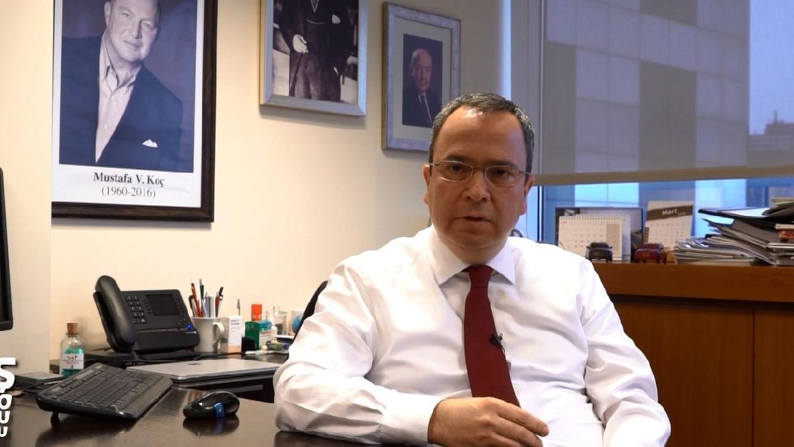 İş konuşuyoruz 9. bölüm : Fiat İş Birim Direktörü Altan Aytaç