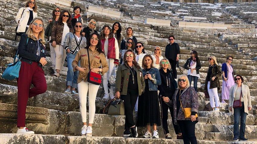 Epos 7'den Antalya'ya kültürel gezi