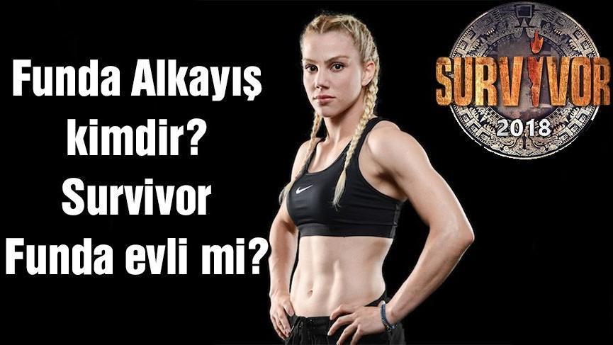 Survivor Funda kimdir? Dünya Şampiyonu Funda Alkayış kaç yaşında ve nereli?