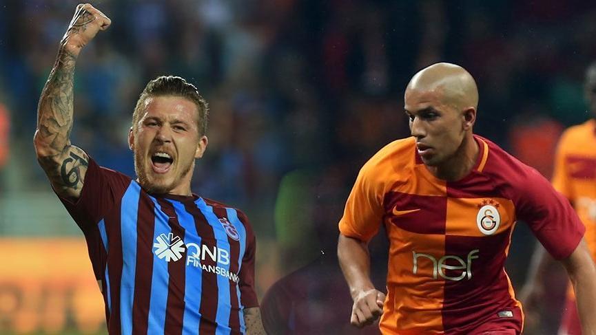 İşte ilk 11'ler! Galatasaray Trabzonpor maçı saat kaçta hangi kanalda? GS TS maçı ne zaman?