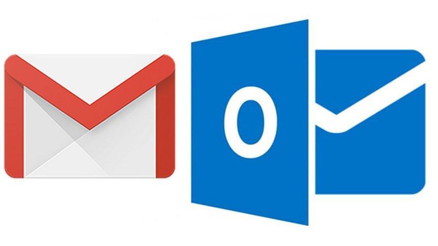 Hotmail ve Gmail e posta açma! E-Mail nasıl açılır?