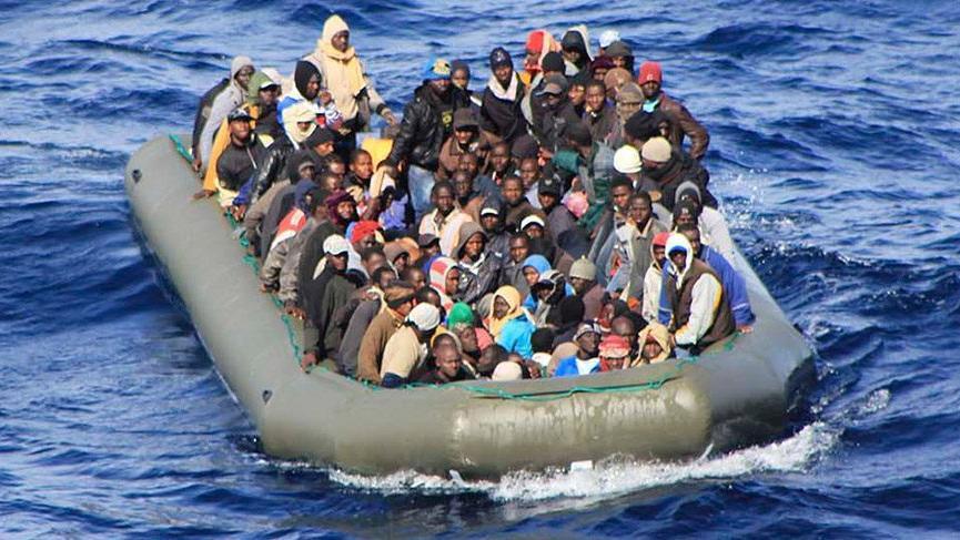 Valilik açıkladı göçmenlerin kalacakları yer belli oldu