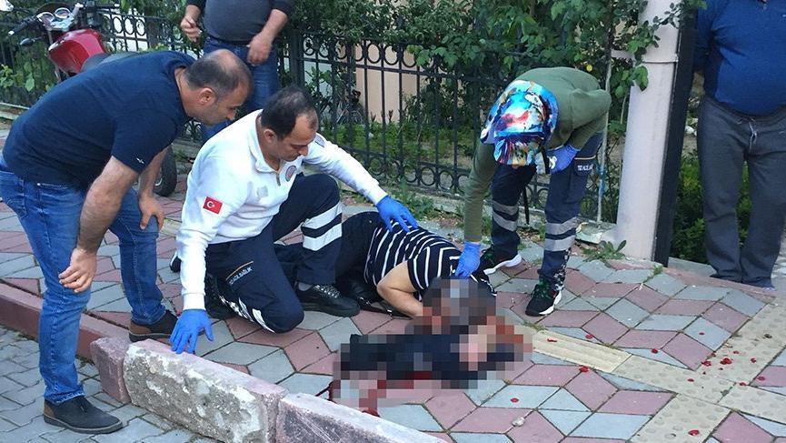 Gürcü baba-oğula silahlı saldırıda, mafya hesaplaşması iddiası