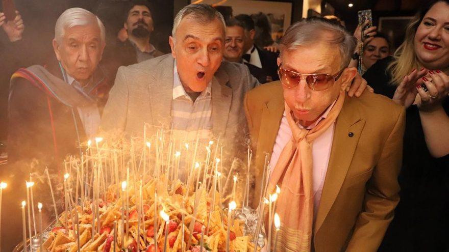 Haldun Dormen90 yaşında!