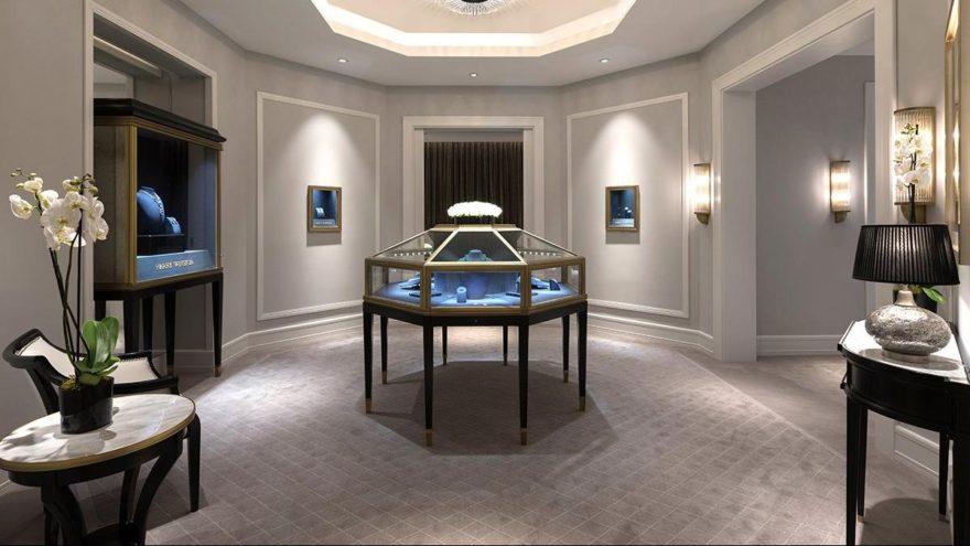 Harry Winston İstanbul'daki ilk salonunu açıyor