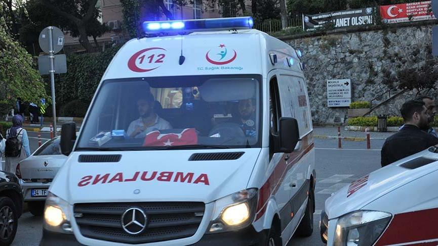 Ataşehir'de bir hastanede doktora silahlı saldırı