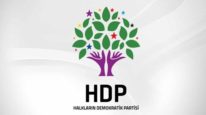 HDP'nin Cumhurbaşkanı adayı Demirtaş oldu