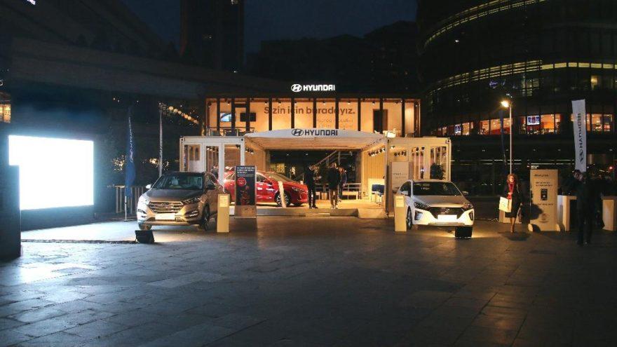 Hyundai Türkiye'yi gezmeye devam ediyor!