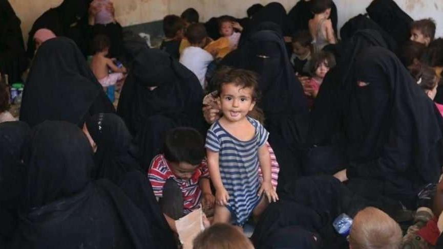 AFP: Irak'ta 6 Türk kadınına idam cezası