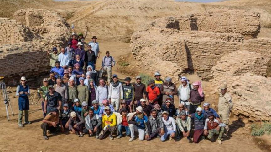 IŞİD'in yıkımını Iraklı kadın arkeologlar onaracak