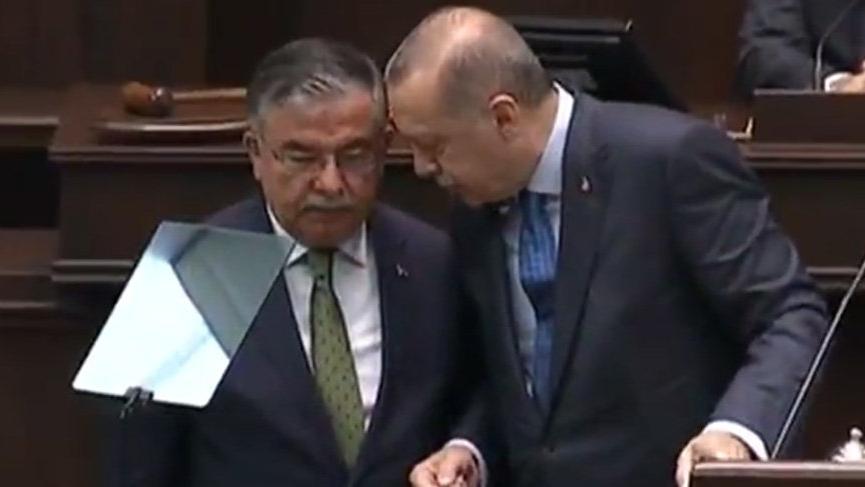 Erdoğan'dan Bakan Yılmaz'a 'deizm' fırçası