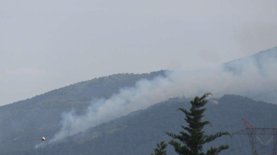 İstanbul'da şüpheli yangın!