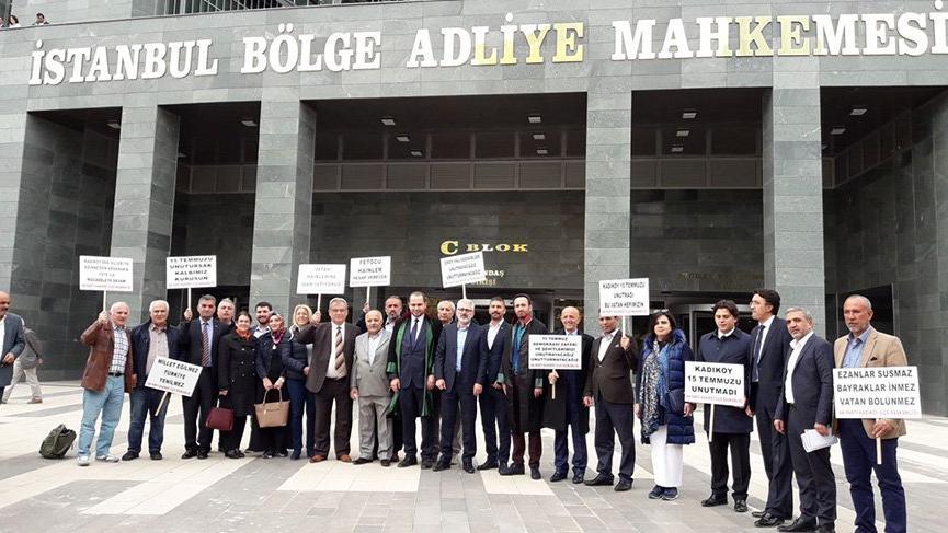 """İstanbul'daki """"ana darbe"""" davasında karar çıktı: 13 sanığa ağırlaştırılmış müebbet"""