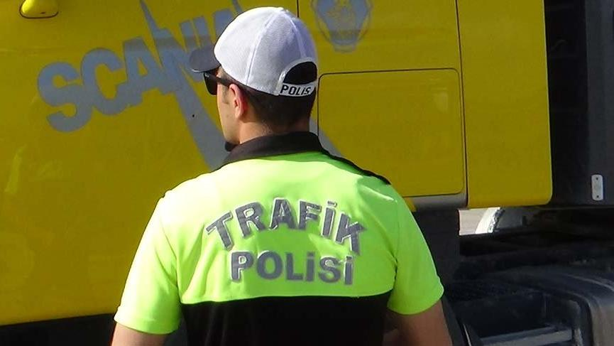 İstanbul'da trafik denetlemelerinde 108 bin araç kontrolden geçti